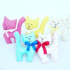 #Dorarte #sprzedam #maskotki #handmade #dla #dzieci #kids  Kotki w wersji… Dinosaur Stuffed Animal, Toys, Instagram Posts, Animals, Activity Toys, Animales, Animaux, Clearance Toys, Animal