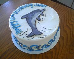 dolphin cakes birthday | Recent Photos The Commons Getty Collection Galleries World Map App ...