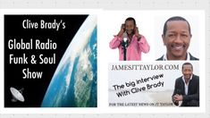 Radio Interview with James JT Taylor lead singer with Kool And The Gang ... Jt Taylor, Dj, Interview, Singer, Youtube, Youtubers, Youtube Movies, Singers