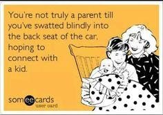 Truly a parent