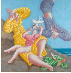 Ecstasy by Pavlos Samios (b. 1948), Greek (askart)