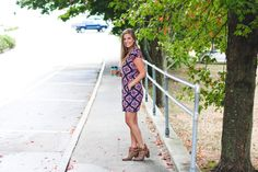 How to transition a summer dress to fall | All For Color