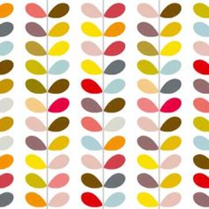 The famous stem design by Orla Kiely. Her patterns are versatile & fresh & work on pretty much everything!