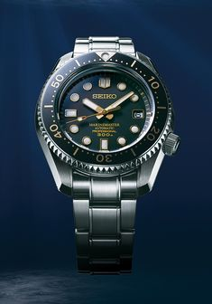 Seiko Marinemaster 50th Anniversary