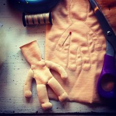 """""""Sinterklaas asked, to make him two real dolls but only 4'' tall. It's quite a…"""