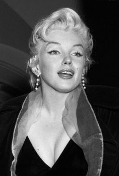 Marilyn Monroe 1956