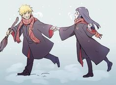Oh this is super cute xD Harry Potter crossover!!