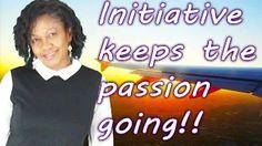 Prendre une Initiative est un Acte de Courage. Never Quit on your Dreams and Walk Courageously to success.