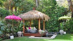 Pattern Sheet: Balinese Summer Retreat