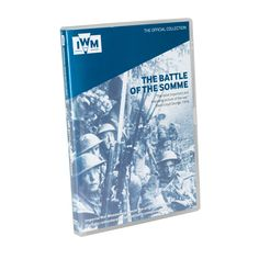 Battle of the Somme DVD Battle Of The Somme, Army Gifts, Film Archive, Military History, Warfare, About Uk, Soundtrack, Booklet, Documentaries