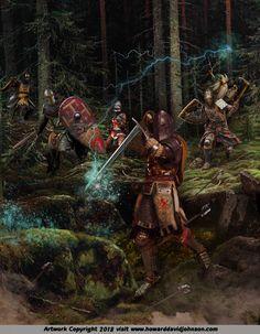 Lancelot Sword Camelot Castle Legends Of Good King