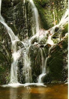 Waterfall @ Sart-Lez-Spa, Belgium. Photo: Tombstone65
