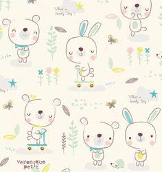 Veronique Petit Portfolio: wallpaper for Seoul wallpaper