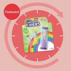 FEATURED: Sand Timers Sand timers are great for establishing time management goals and assisting with smooth transitions in the classroom. Sand Timers, Classroom Supplies, Teaching Aids, Time Management, Classroom Management, Smooth, Teacher, Goals, Education