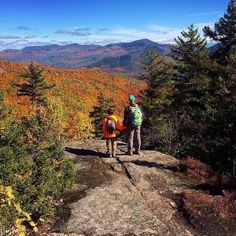 A picturesque day at Big Slide Mountain captured by this week's #NYLovesFall winner @jthomas_adker. by iloveny