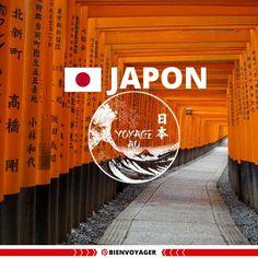 Voyage au JAPON #JAPON #ASIE #CARNETJAPON #JAPAN ★ LIEN ★→ http://www.bien-voyager.com/tag/japon/