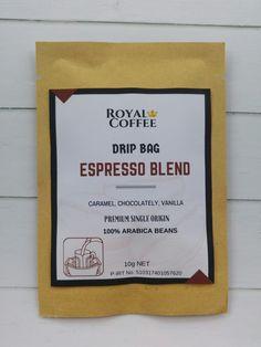 Hand Drip Espresso Blend