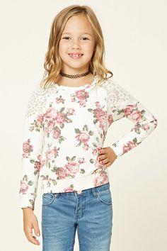 Suéter Rosas