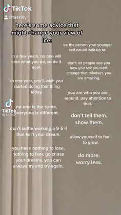 Vie Motivation, Study Motivation Quotes, School Motivation, Motivation Inspiration, Self Love Quotes, Mood Quotes, Life Quotes, Self Confidence Tips, Teen Life Hacks