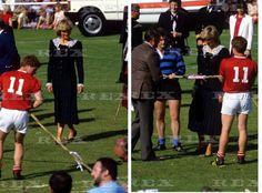 Princess Diana - Le 22 Août 1987, Bute Highland Games, Trewithen