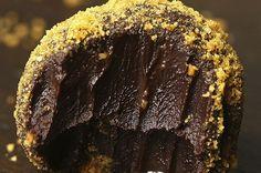 Você jamais imaginou uma trufa de chocolate com gengibre