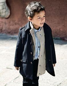 Classy kid.