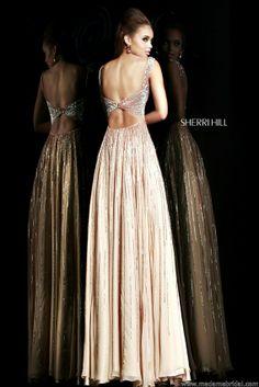 Sherri Hill 8533, Sherri Hill Dresses, Prom 2014, Madame Bridal