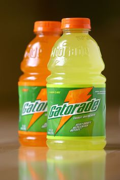 Gatorade  Next time you have a headache, think twice before popping a pill. Instead you can drink two glasses of Gatorade! It can cure your headache almost instantly.