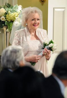 Betty White on Hot in Cleveland