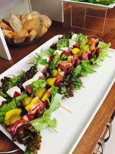 Salad kebab