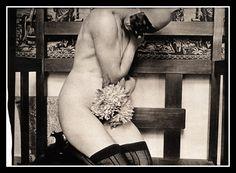 MENDEZ AVALOS Juan Crisostomo - série : nu - 1926