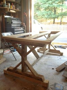 Pottery Barn Inspired Picnic Table Trend Alert X Projects - Pottery barn picnic table