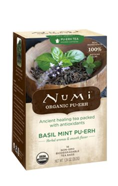 I want to try Basil Mint Puerh Tea on Swaggable. Check it out and join so we can try new products together!