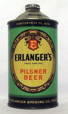 Erlanger's - Steel Canvas
