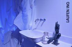 Laufen Ino Bathtub, Bathroom, Design, Sapphire, Standing Bath, Washroom, Bathtubs, Bath Tube