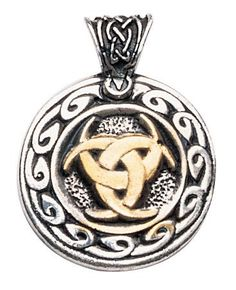 Moon Valknutr Pendant for Realising Your Dreams