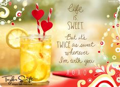 Twice as Sweet Taylor Swift Valentine's Day Ecard by American Greetings