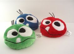 """""""ouchy eaters"""" by gigglinggoldfish. super cute ice packs for kids"""