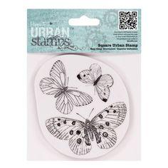 PMA803302 - Set stampile silicon - fluturi - Decocrafts Pret: 26.00 Lei / buc.