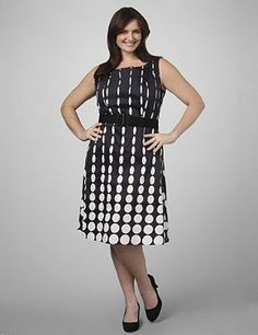dress - plus size