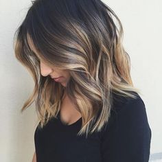 Pin for Later: 20 Beautiful Bronde Color Ideas to Inspire Your Fall-Weather Makeover