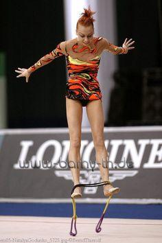 Natalya Godunko (Ukraine), European Championships (Moscow) 2005