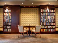 Com 6 mil livros, Hotel Biblioteca atrai amantes da leitura em Nova York