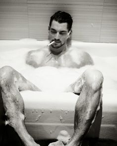 DAVID GANDY | Smoke & Suds....