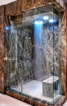 Scotty Beam Me Up!! Shower Designs & Ideas - Pinned for Bocazo.com the Internet Authority on Real Estate #shower