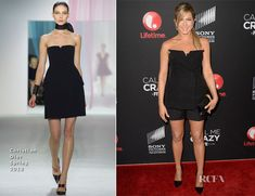 Jennifer Aniston In Christian Dior - Call Me Crazy A Five Film Premiere