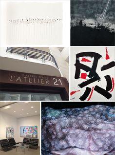 Mai 2013: CITY TRIP A CASABLANCA-  LA GALERIE 21, TOURNÉE VERS LES JEUNES ARTISTES, L'ACCOMPAGNEMENT ET LE CONSEIL  http://www.plumevoyage.fr/magazine/voyage/luxe/city-trip-a-casablanca-maroc/