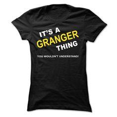 [Best Tshirt name origin] Its A Granger Thing Shirts of year Hoodies, Tee Shirts