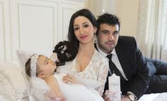 Beautiful Ariana`s Christening day with mum Josefine and dad Frank Christening, Family Photos, This Is Us, That Look, Dads, Wedding Photography, Husband, Engagement, Wedding Dresses