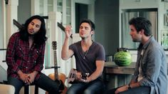 """Kris Allen Covers """"God Only Knows"""""""
